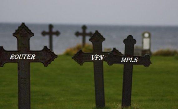 MPLS siti di collegamento